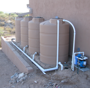 Residential Projects Oasis Water Harvesting