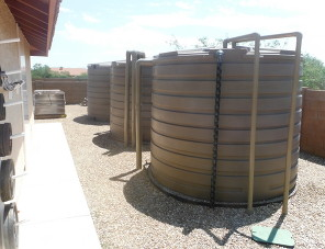 RESIDENTIAL PROJECTS - Oasis Water Harvesting